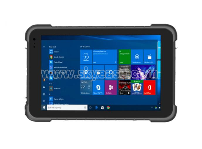 Windows Rugged Tablet Waterproof Intel
